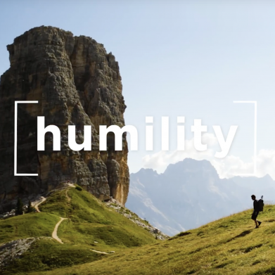 C.S. Lewis Quote About Humility.