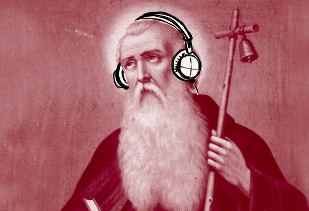Get to know more about St. Anthony the Abbot's life through this Spotify playlist.
