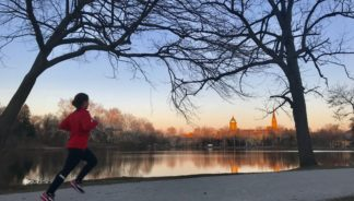 This author learned to love exercise because she turned running into self-care. Read her tips for how to learn to love exercising and your body.