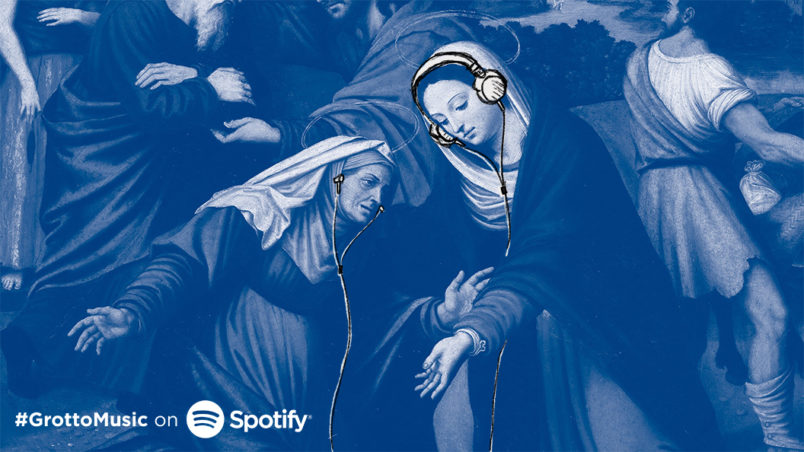 What is the Feast of the Visitation? Learn about the celebration and listen to this Spotify playlist in celebration of this joyful feast.