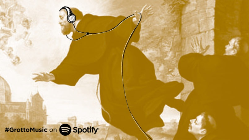 Who was St. Joseph of Cupertino? Listen to this Spotify playlist inspired by his life.
